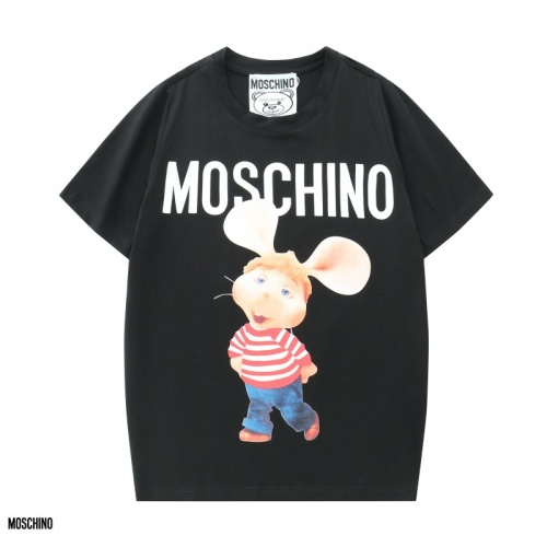 Moschino T-Shirts Short Sleeved O-Neck For Men #759713