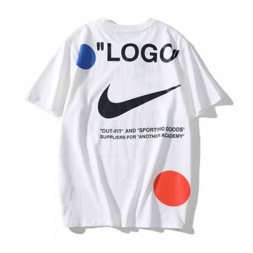 Off-White T-Shirts Short Sleeved O-Neck For Men #759730