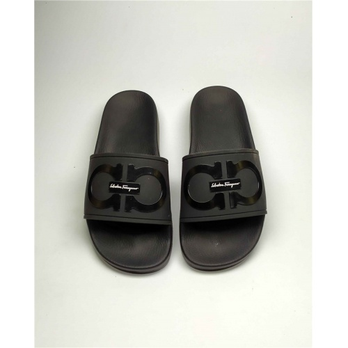 Ferragamo Salvatore Slippers For Men #760018