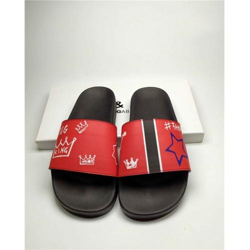 Dolce & Gabbana D&G Slippers For Women #760063