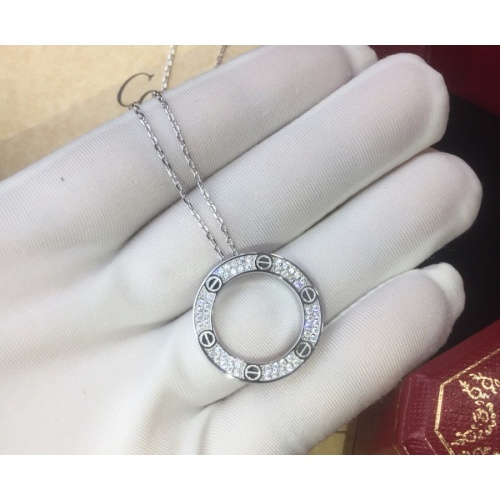 Cartier Necklaces #760257