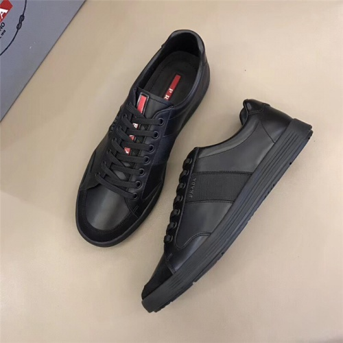 Prada Casual Shoes For Men #760301 $73.72, Wholesale Replica Prada Casual Shoes