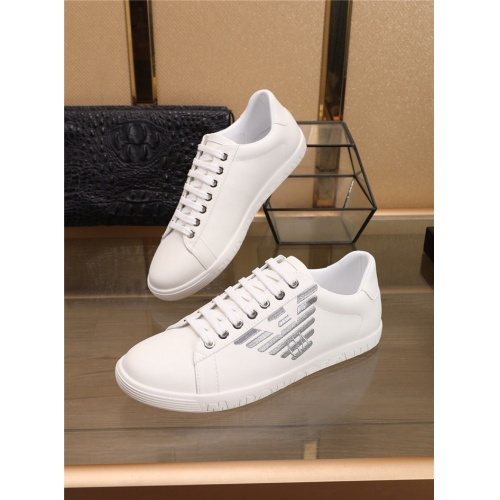 Armani Casual Shoes For Men #760351