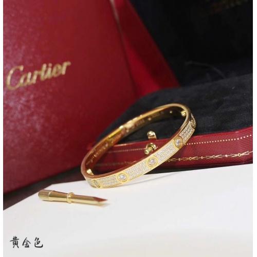 Cartier bracelets #760359 $58.20, Wholesale Replica Cartier bracelets