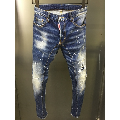 Dsquared Jeans Trousers For Men #760387
