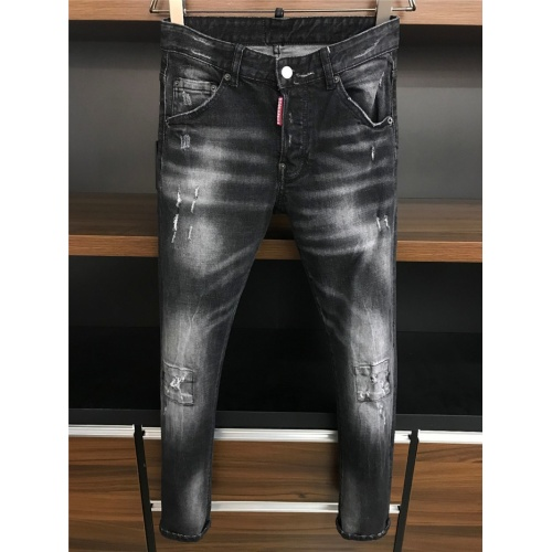 Dsquared Jeans Trousers For Men #760423