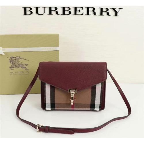 Burberry AAA Messenger Bags #760435