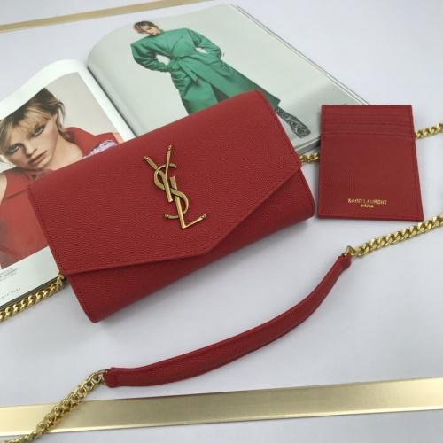 Yves Saint Laurent YSL AAA Messenger Bags For Women #760611