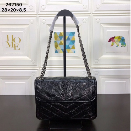 Yves Saint Laurent YSL AAA Shoulder Bags For Women #761180