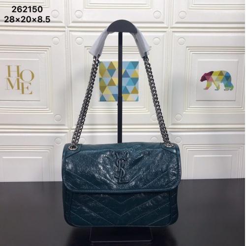 Yves Saint Laurent YSL AAA Shoulder Bags For Women #761182