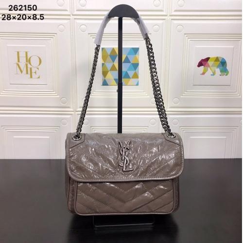 Yves Saint Laurent YSL AAA Shoulder Bags For Women #761183