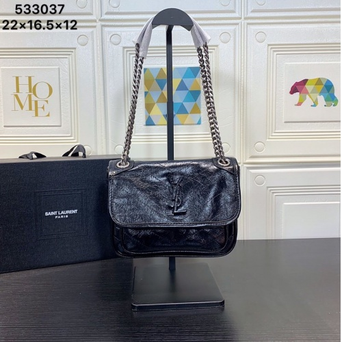 Yves Saint Laurent YSL AAA Shoulder Bags For Women #761185