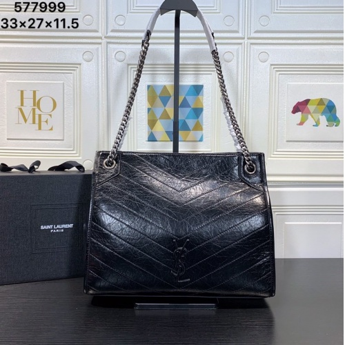 Yves Saint Laurent YSL AAA Shoulder Bags For Women #761200