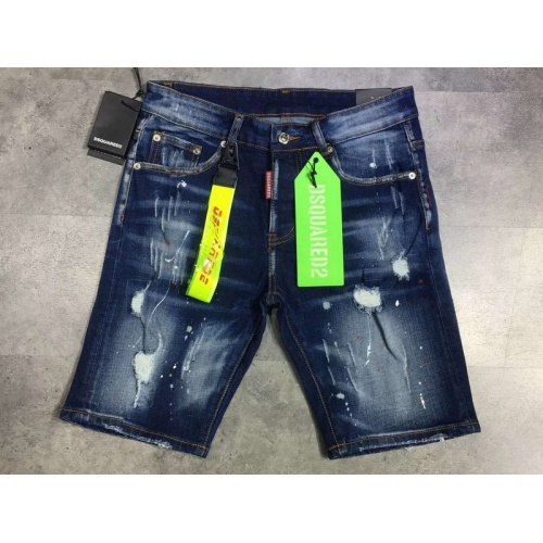 Dsquared Jeans Shorts For Men #761243