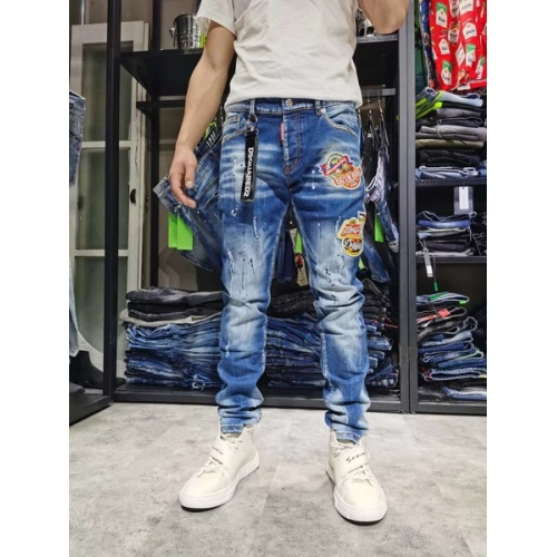 Dsquared Jeans Trousers For Men #761264