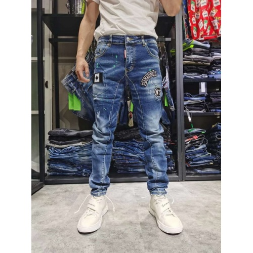 Dsquared Jeans Trousers For Men #761268