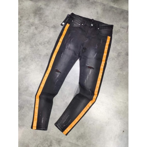 Philipp Plein PP Jeans Trousers For Men #761273