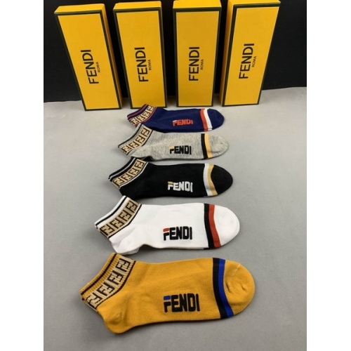 Fendi Socks #761406