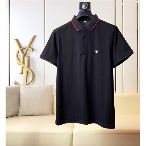 Christian Dior T-Shirts Short Sleeved Polo For Men #761457