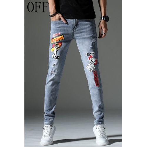 Off-White Jeans Trousers For Men #761484