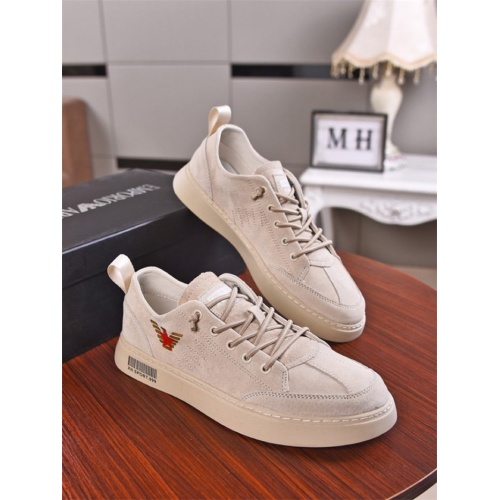 Armani Casual Shoes For Men #761639
