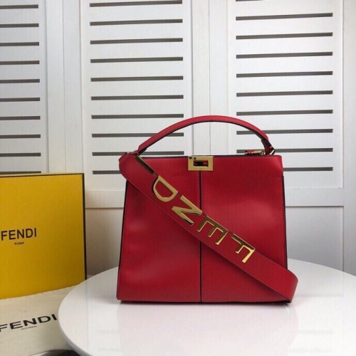 Fendi AAA Quality Handbags For Women #761687