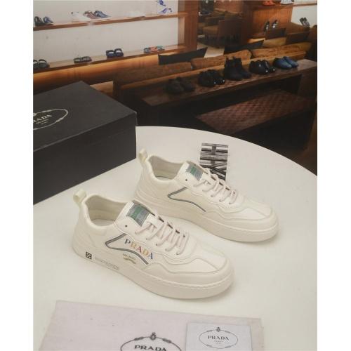 Prada Casual Shoes For Men #761940