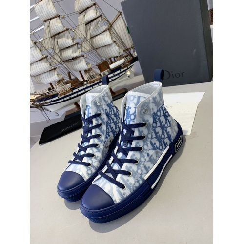 Christian Dior High Tops Shoes For Women #762129