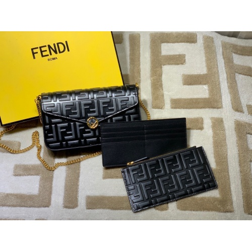Fendi AAA Messenger Bags #762181