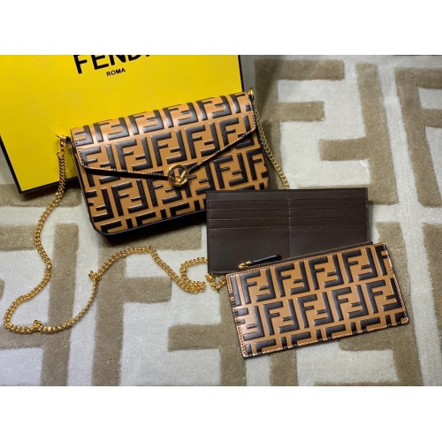 Fendi AAA Messenger Bags #762182