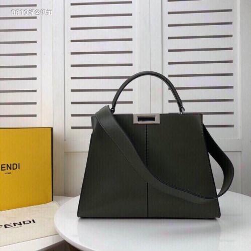 Fendi AAA Quality Handbags For Women #762325