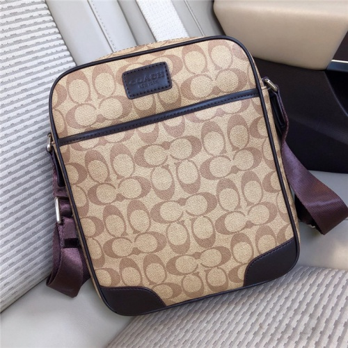 Coach AAA Man Messenger Bags For Men #762624