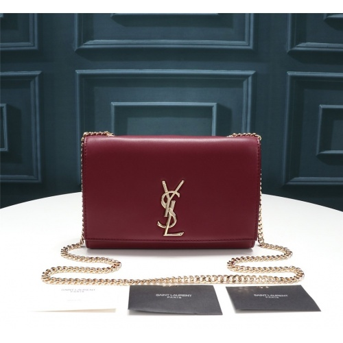 Yves Saint Laurent YSL AAA Quality Messenger Bags For Women #762803