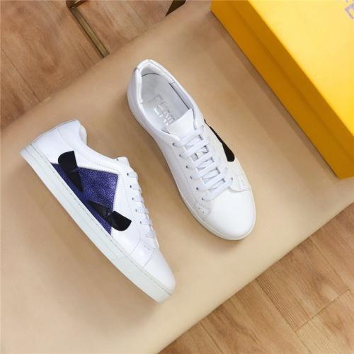 Fendi Casual Shoes For Men #762913