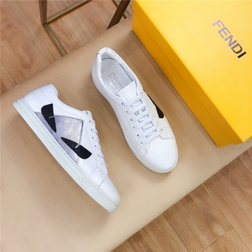 Fendi Casual Shoes For Men #762915