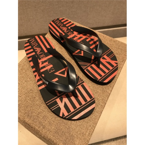 Armani Slippers For Men #762934
