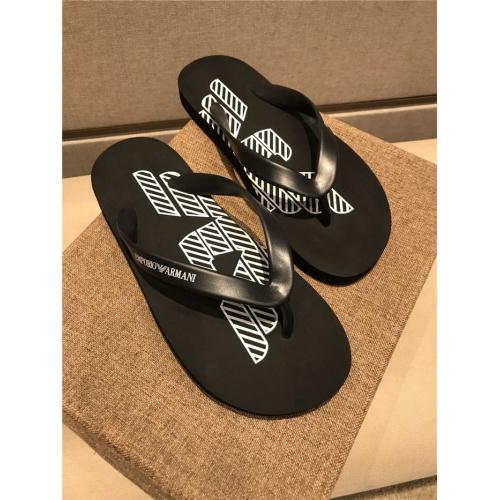 Armani Slippers For Men #762937