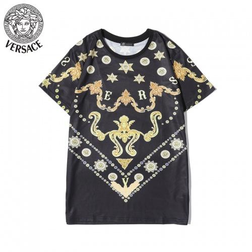 Versace T-Shirts Short Sleeved O-Neck For Men #763150