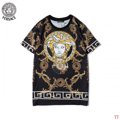 Versace T-Shirts Short Sleeved O-Neck For Men #763153