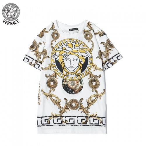 Versace T-Shirts Short Sleeved O-Neck For Men #763154