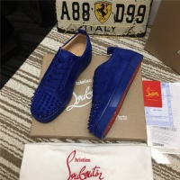 $78.57 USD Christian Louboutin Casual Shoes For Men #752666