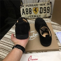 $78.57 USD Christian Louboutin Casual Shoes For Men #752668