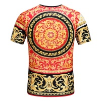 $25.22 USD Versace T-Shirts Short Sleeved O-Neck For Men #753425