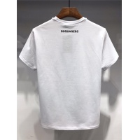 $23.28 USD Dsquared T-Shirts Short Sleeved O-Neck For Men #754607