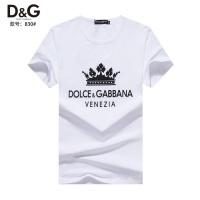Dolce & Gabbana D&G T-Shirts Short Sleeved O-Neck For Men #754630
