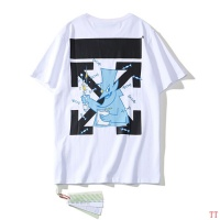 Off-White T-Shirts Short Sleeved O-Neck For Men #754647