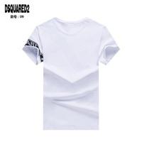 $23.28 USD Dsquared T-Shirts Short Sleeved O-Neck For Men #754692