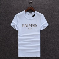 $23.28 USD Balmain T-Shirts Short Sleeved O-Neck For Men #754835