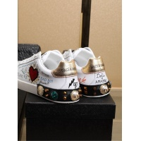 $94.09 USD Dolce & Gabbana D&G Casual Shoes For Men #755778