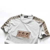 $25.22 USD Fendi T-Shirts Short Sleeved O-Neck For Men #756647
